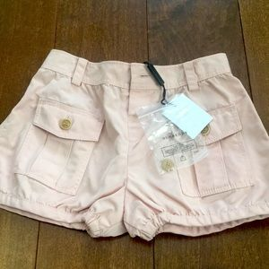 Burberry toddler shorts